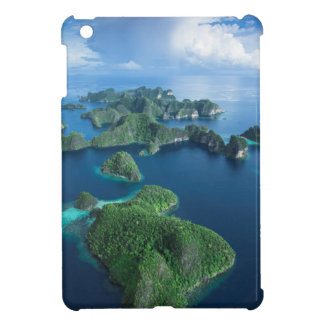 Indonesia, West Papua. Aerial Of Raja Ampat iPad Mini Covers