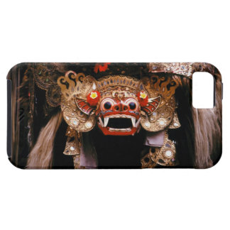 Indonesian mask iPhone 5 case