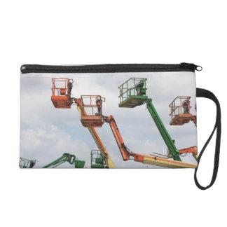 Industrial lifting platforms wristlet