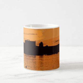 Industry Sunset Coffee Mug