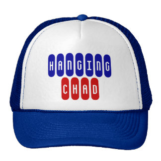 Infamous Chad florida 2000 election Votes Voting Mesh Hats