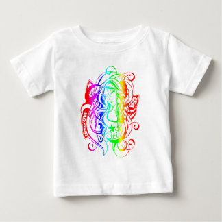 Infant T-Shirt Vertical Template - Customised