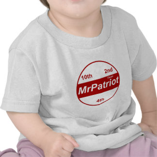 Infant T-Shirt Vertical Template - Customized
