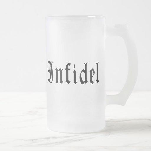 Infidel 1 mug