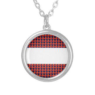 Infiniity Symbol Red BLANK strip add TEXT IMAGE 99 Custom Jewelry