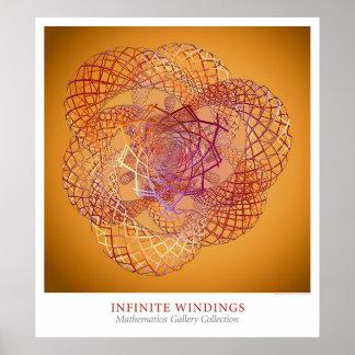 Infinite Windings Poster