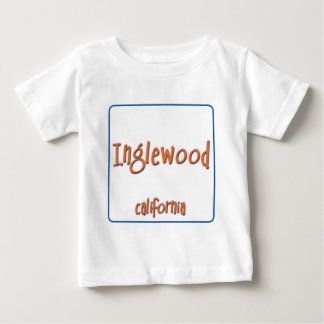 Inglewood California BlueBox Baby T-Shirt