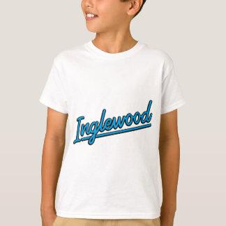 Inglewood in cyan T-Shirt