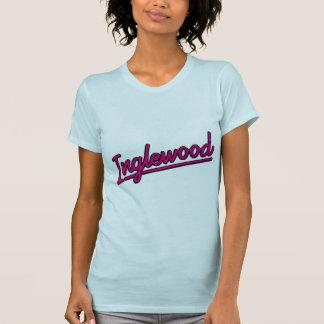 Inglewood in magenta T-Shirt