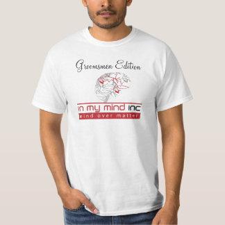 InMyMindInc_logo, Groomsmen Edition T-Shirt