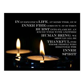 Inner Flame postcard