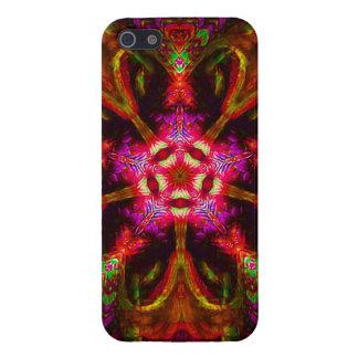 """""""Inner Garden"""" Mandala Cover For iPhone 5/5S"""