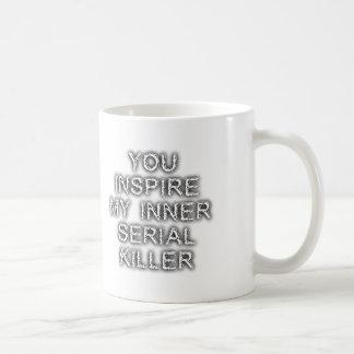 Inner Serial Killer Funny Mug