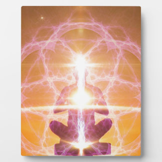 Inner Worlds Outer Worlds - Kundalini and Chakras Plaque