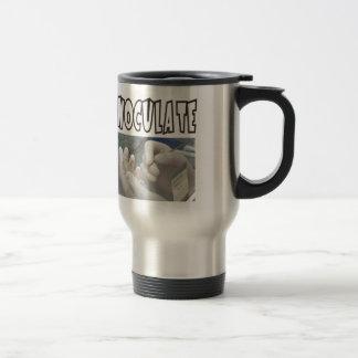 Inoculate 15 Oz Stainless Steel Travel Mug