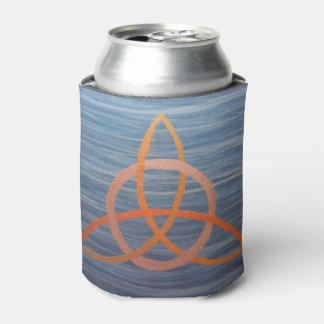 Inquisitive Bar   Celtic Trinity Knot Triquetra Can Cooler