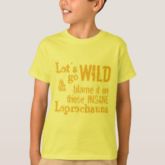Insane Leprechauns shirts & jackets