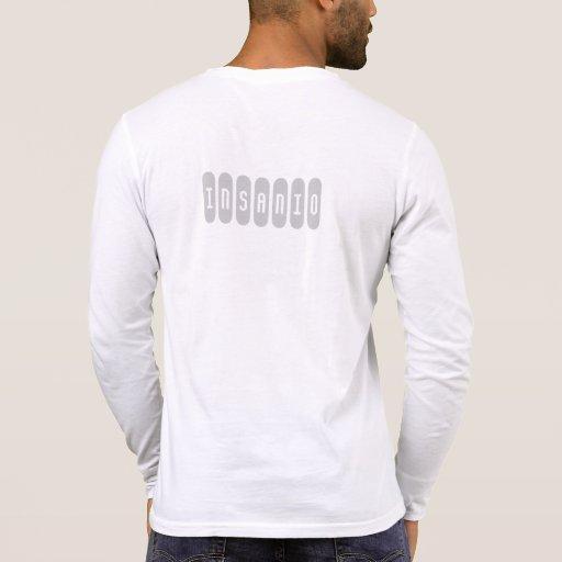 """Insanio"" Style: Men's Canvas Henley Long Sleeve Shirt"