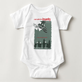 insanity-[Converted] Baby Bodysuit
