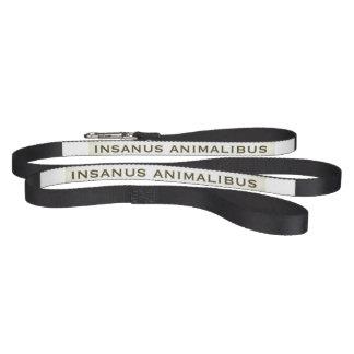Insanus animalibus dog leash