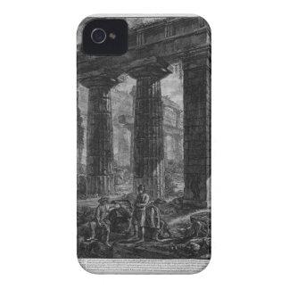 Inside the same temple Giovanni Battista Piranesi iPhone 4 Case