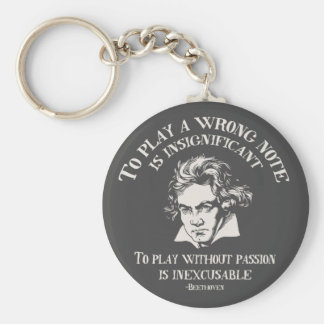 Insignficant v. Inexcusable Key Ring