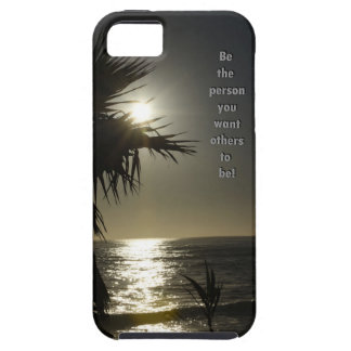 Insperational Quote Tough iPhone 5 Case