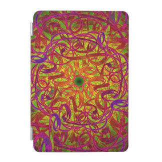 """Inspiration Mandala - """"Peace"""" iPad Mini Cover"""
