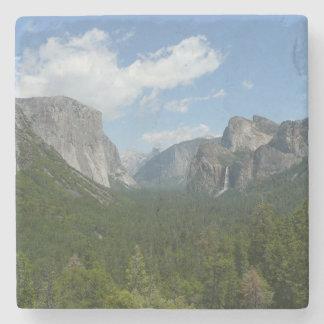 Inspiration Point in Yosemite National Park Stone Coaster