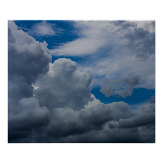 Inspiration Sky - Poster