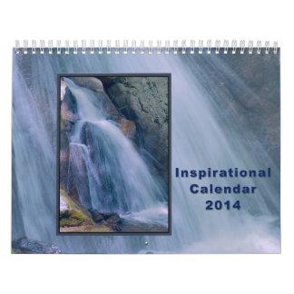 Inspirational and Nature Calendar
