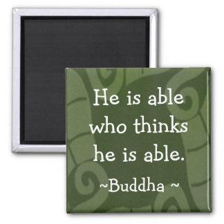 Inspirational Buddha Quotes Magnet-1