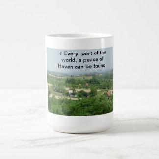 inspirational cug basic white mug