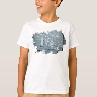 Inspirational life boho rustic blue T-Shirt