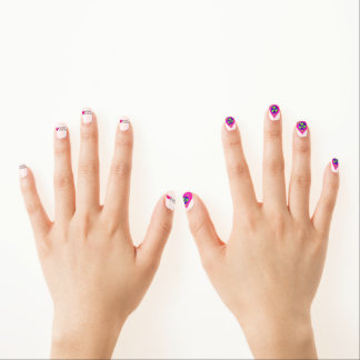 Inspirational Manicure designs Minx Nail Art