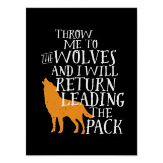 Inspirational Motivational Quote Typography Poster