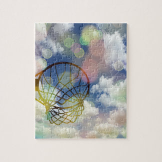 Inspirational Netball Picture Jigsaw Puzzle