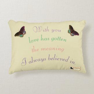 Inspirational Pillow - Love