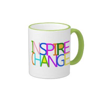 INSPIRE CHANGE RINGER MUG