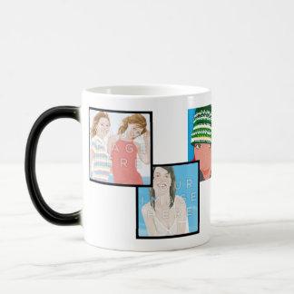 Instagram 6-Photo Custom Morphing Mug Designs