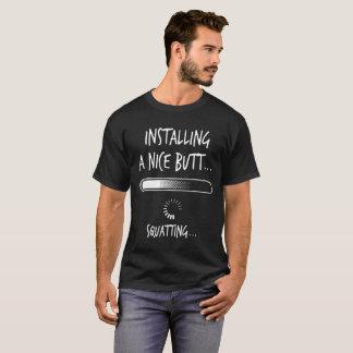Installing A Nice Butt T-Shirt