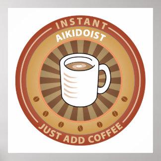 Instant Aikidoist Print