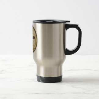 INSTANT CLS - ADD COFFEE - CLINICAL LAB SCIENTIST STAINLESS STEEL TRAVEL MUG