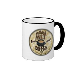 INSTANT MLT - ADD COFFEE - MEDICAL LABORATORY TECH COFFEE MUG