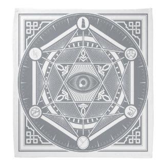 Institute Bandana - White