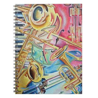 Instrumental notebook