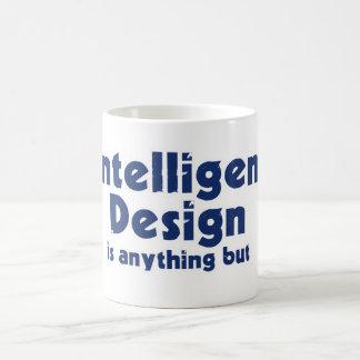 Intelligent Design Basic White Mug