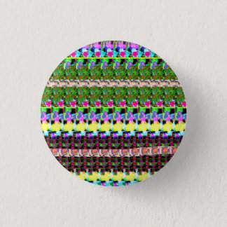 INTENSE Color Patterns Sparkles Giveaway GIFTS luv 3 Cm Round Badge