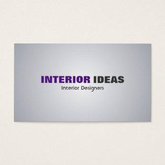 Interior Designer - Business Cards