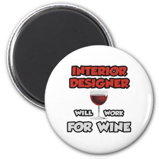 Interior Designer Will Work For Wine Magnet